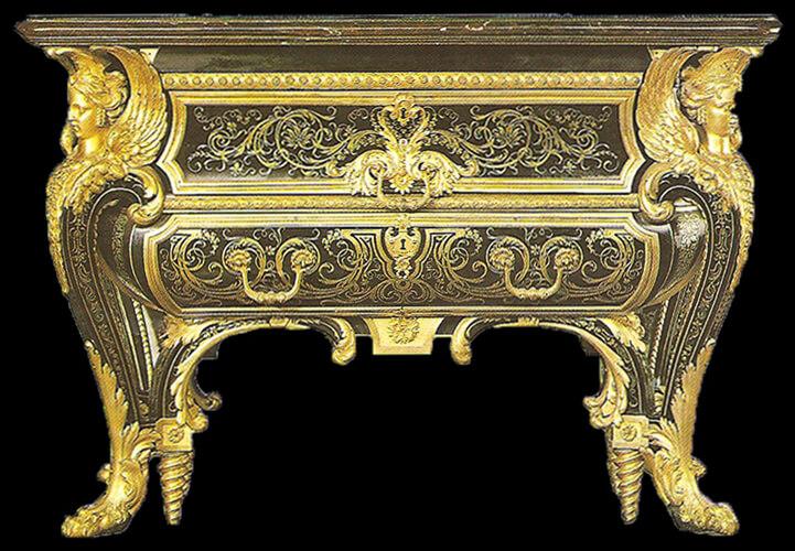 Restauration de meubles atelier bence meubles r gionaux for Meuble louis xiv